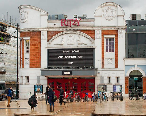 David Bowie Ritzy Cinema
