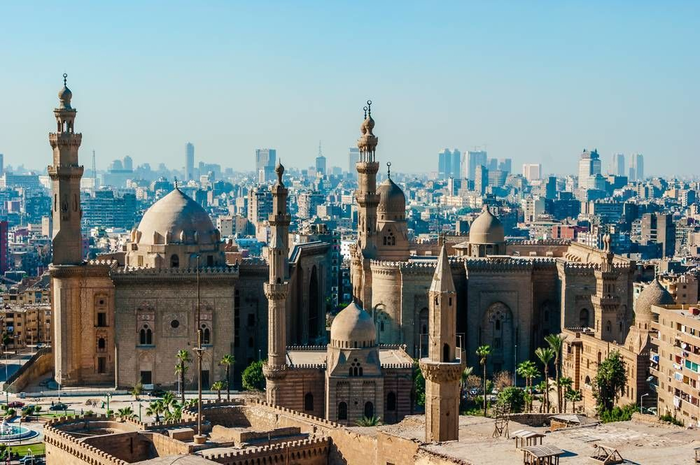 Continue Your Journey Through Ancient Egypt By Visiting The Al Azhar Mosque And Abdeen Palace Two Incredible Sights That Boast Breath Taking Architecture
