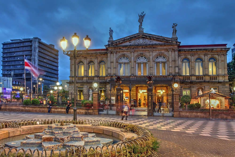 Tours from san jose costa rica