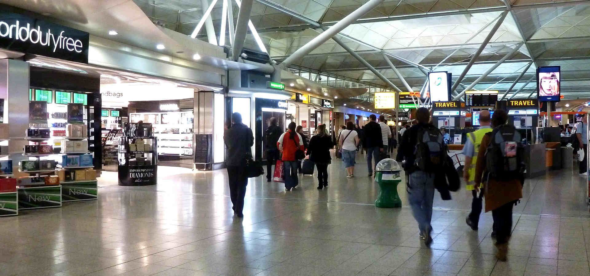 Getting From Gatwick Airport To London City Centre