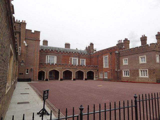 Call St James S Palace Home The Is Also Used For Official Receptions Such As Visiting Heads Of State Or Royal Related Charities