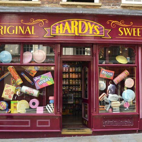 Hardys Sweet Shop