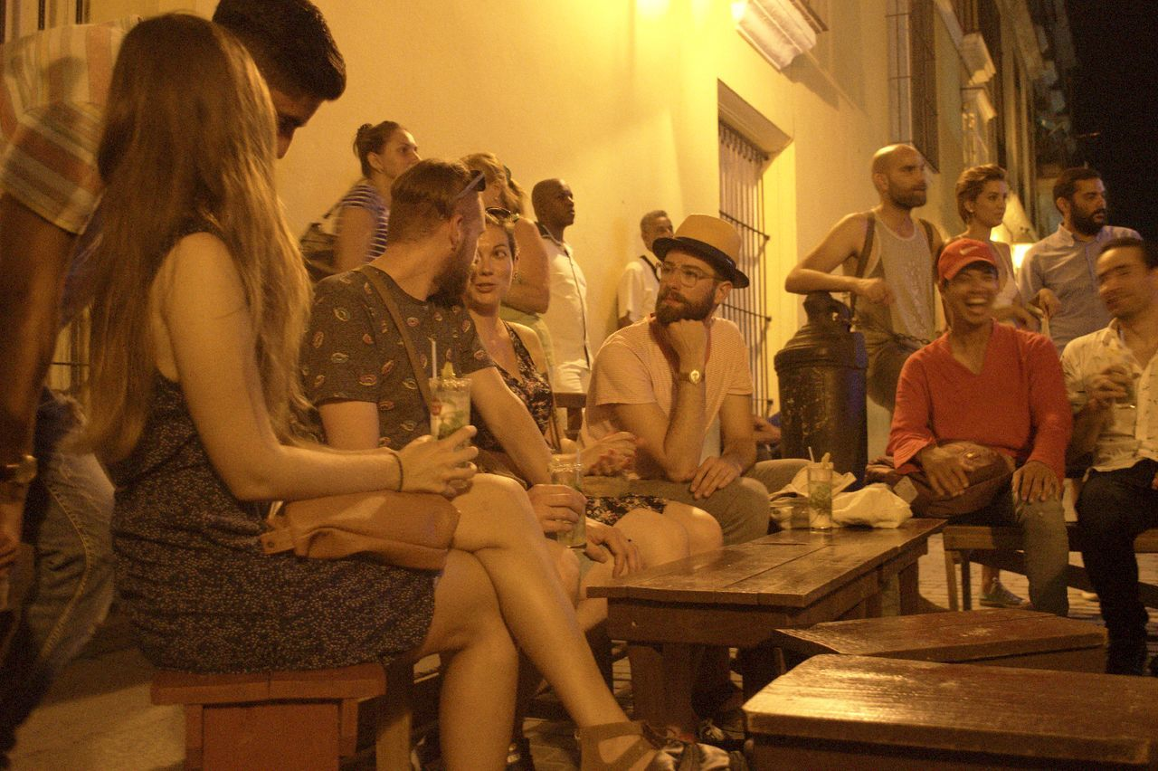 Tourist in Havana Nightlife tour