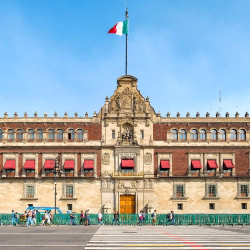 Mexican National Palace