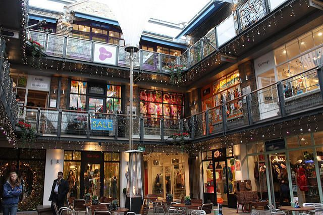 Carnaby Street Kingly Court