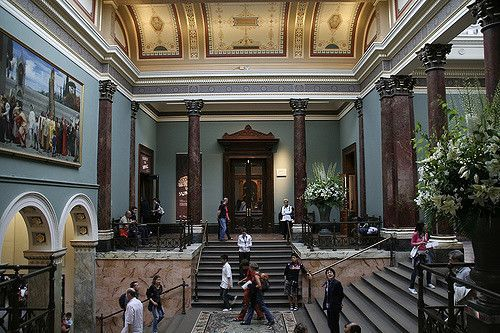 National Gallery Interior