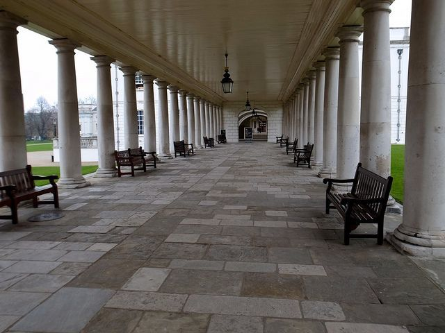Colonnade National Maritime Museum