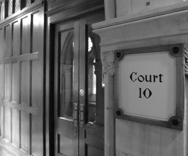 Royal Courts of Justice Courtrooms