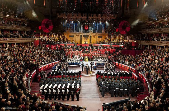 Royal Albert Hall Festical of Remembrance