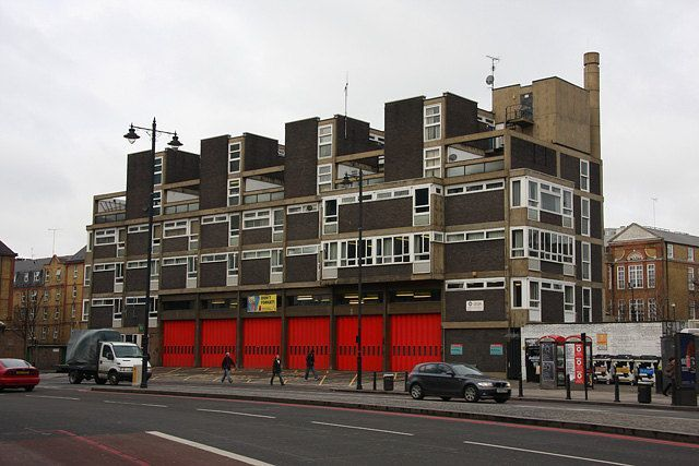Shoreditch Fire Station