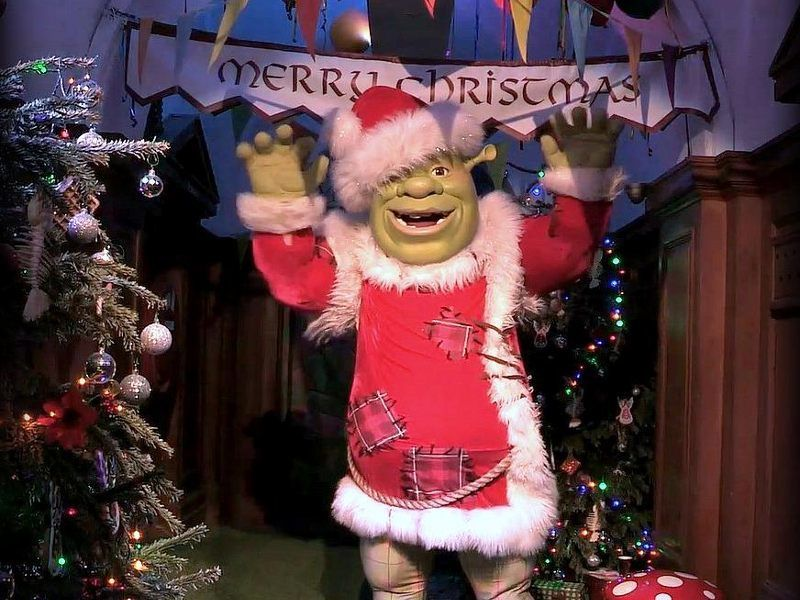 Shrek's Adventure Christmas