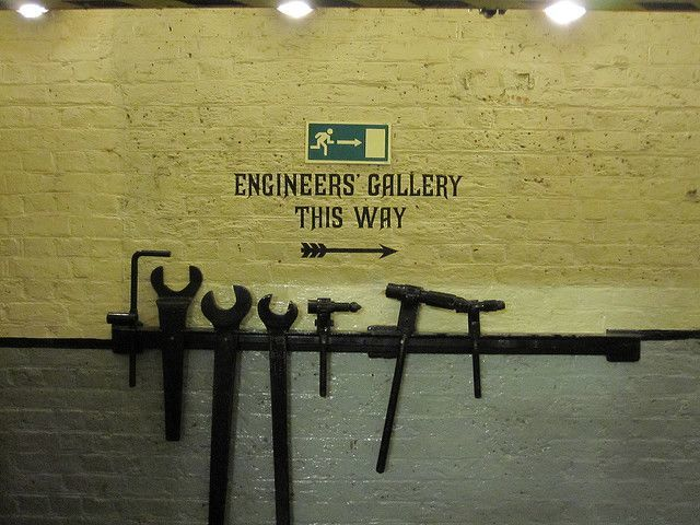 The Tower Bridge Engineer Gallery