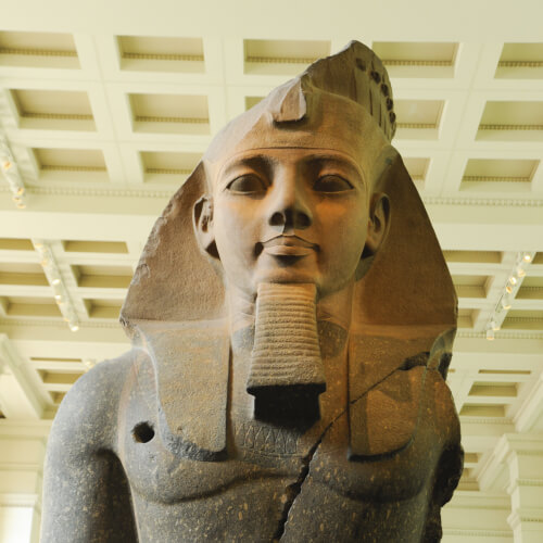 Statue of Ramses the Great
